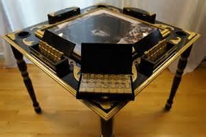tablas capicubana s scarface custom domino table tablas