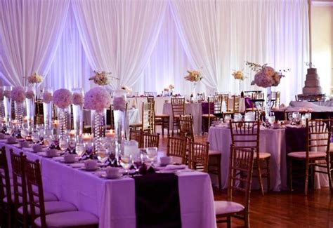 best wedding decorations regal wedding reception