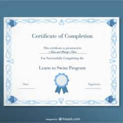 certificate free template vector free download