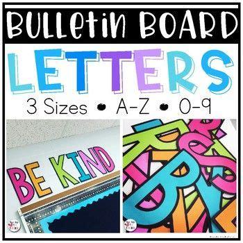bulletin board letters best 25 bulletin board letters ideas on 1108
