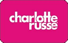 Charlotte Russe Gift Card Deals - buy charlotte russe gift cards at a 23 discount giftcardplace
