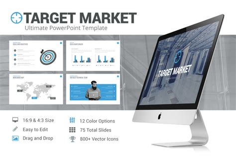 advertising powerpoint templates 20 marketing presentation template ppt and pptx format