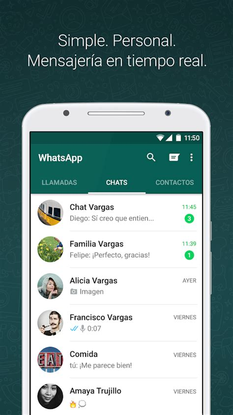 imagenes whatsapp se borran whatsapp messenger aplicaciones de android en google play