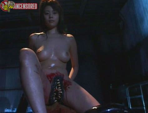 Naked Natsumi Mitsu In Sexual Parasite