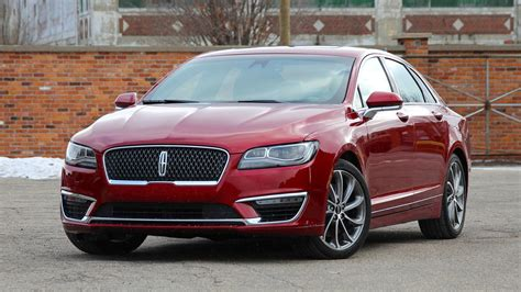 lincoln mkz review 2017 lincoln mkz review luxury style and 400 horsepower