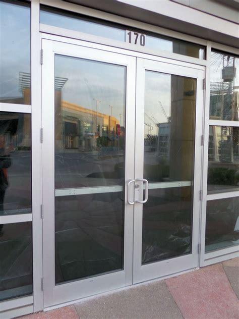 Storefront Doors i dig hardware 187 wwyd hanging aluminum storefront doors