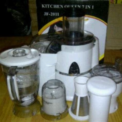 Baru Juicer 7 In 1 moegen germany juicer 7 in 1 pemeras jeruk elektrik