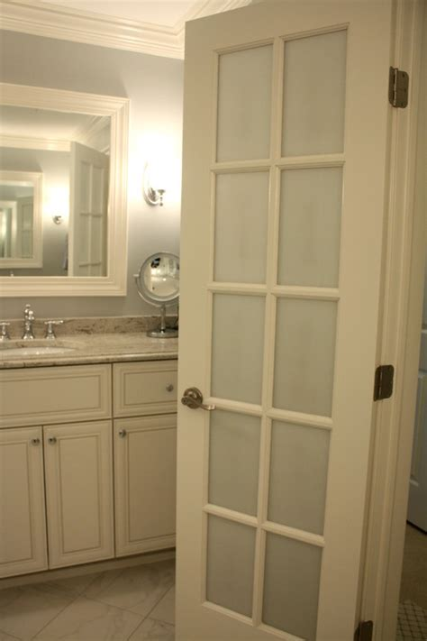 bathroom double doors french door