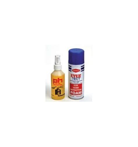 Plumbing Stop Leak Spray by Gas Leak Detector Spray