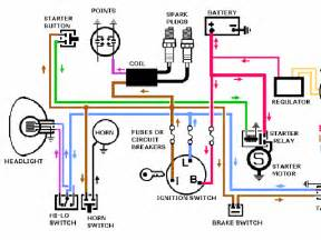basic chopper wiring diagram circuit diagram free