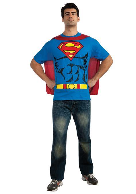 superman costume mens superman costume t shirt cheap superman costumes
