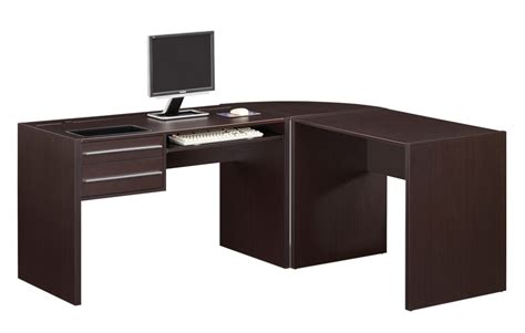 Coaster L Shaped Desk Coaster Connect It 800991 L Shaped Desk 800991 Homelement