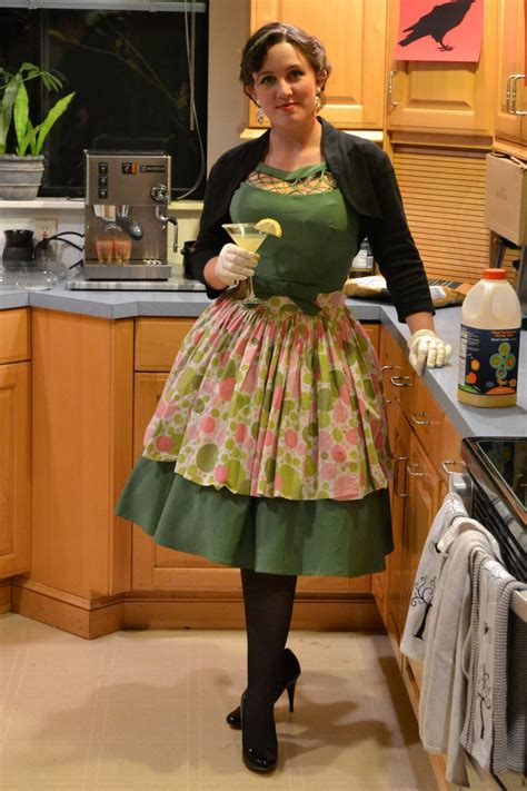 husband is now a housewife and wears female clothes 1950 s housewife by morgandonner on deviantart