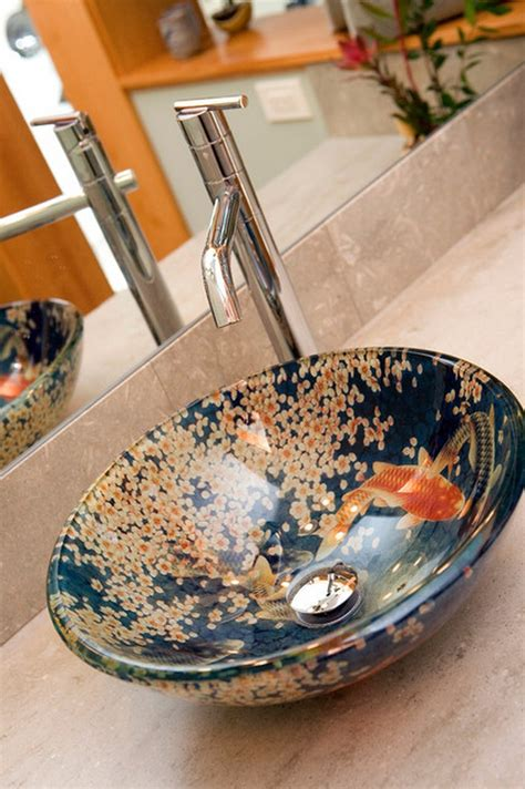 Trendy Bowl Bathroom Sink Designs Inspiration And Ideas Decorative Bathroom Sink
