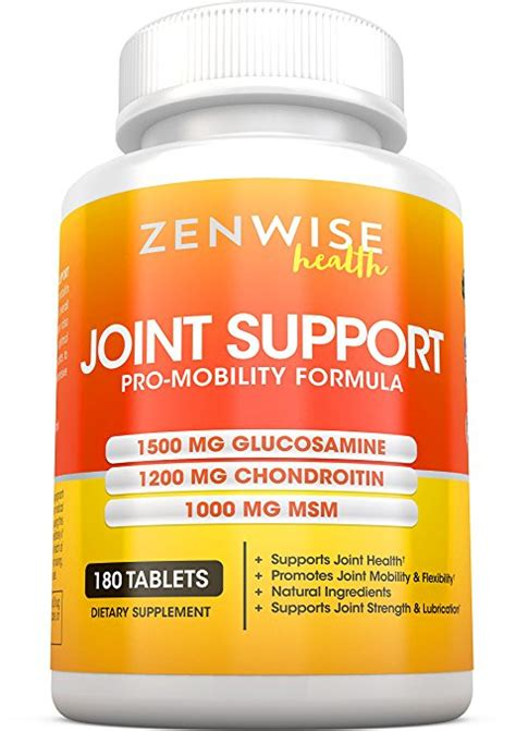 best joint supplement best joint supplements 2017 july 2017