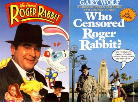 rabbit based on the books 11 you didn t were based on books 11 points