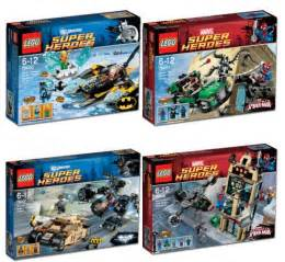 Set 3in1 Batman Vs Spider more marvel and dc lego sets are revealed graphic policy