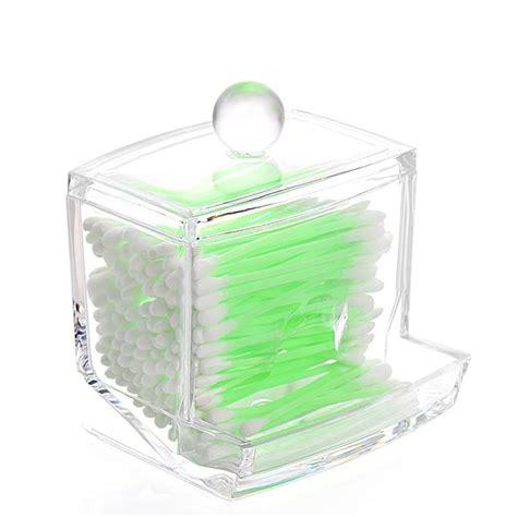 Wrap Menjaga Paket Anda Tetap Aman dispenser cotton bud menjaga cotton bud tetap bersih higienis harga jual