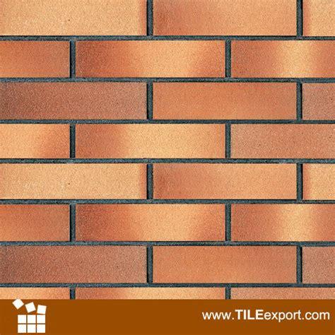 azulejo ladrillo azulejo superficial plano del ladrillo de la arcilla para