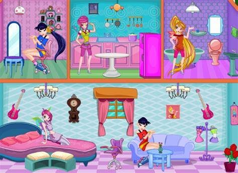 princess home decoration games winx club games play free online at princess games net