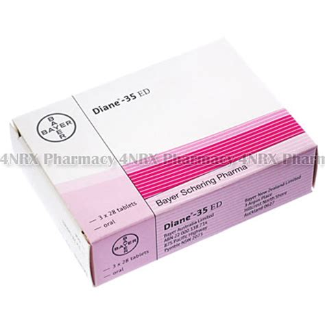 Diane 35 Isi 21 Tablet Mengandung Cyproterone Acetate 2 Mg Dan Ethin diane 35 cyproterone acetate ethinyl estradiol 4nrx