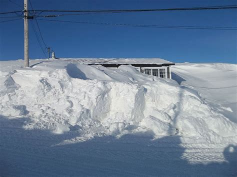 house snow house in newfoundland buried in snow toronto star