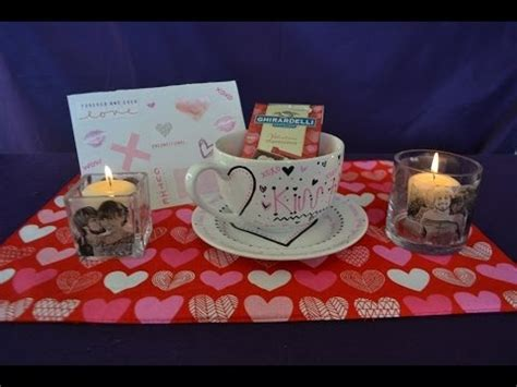 Gifts For For - diy anniversary gifts candle mug card