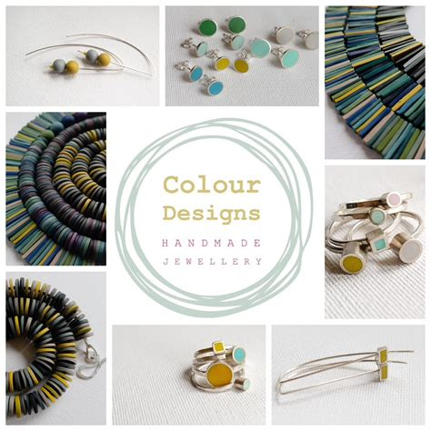 Contemporary Handmade Jewellery Uk - colour designs colourful contemporary jewellery