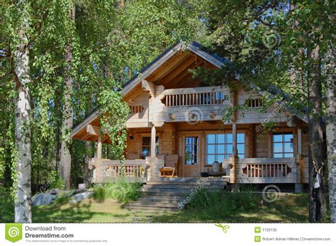 Summer Cottage Summer Cottage Royalty Free Stock Photo Image 1120135