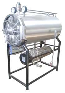 Pumpee 5in1 Multifunction Steam Sterilizer horizontal sterilizer autoclaves autoclaves india sterilizer sterilizers exporters