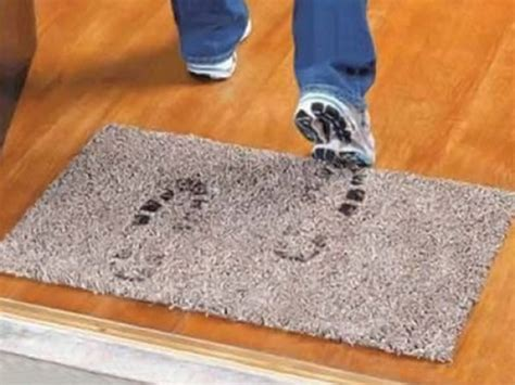 tapis magique tapis paillasson magique microfibre hyper absorbant pour