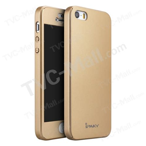 Iphone 5 5s Se Casing Hardcase Gold Polka Dot Ungu ipaky protection cover for iphone se 5s 5 gold tvc mall