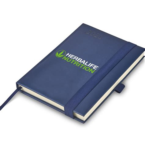 pre order  navy classic diary herbabranded