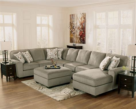 ashley furniture patina sectional ashley furniture patola park patina 4 piece sectional