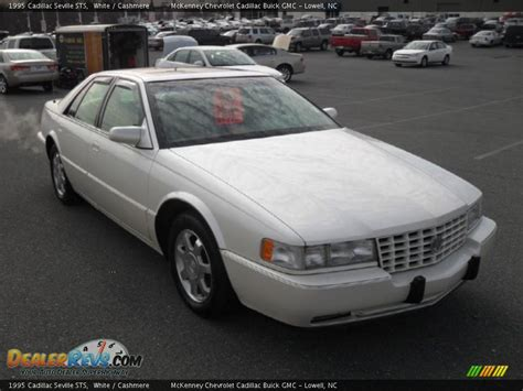White 1995 Cadillac Seville Sts 1995 Cadillac Seville Sts White Photo 5