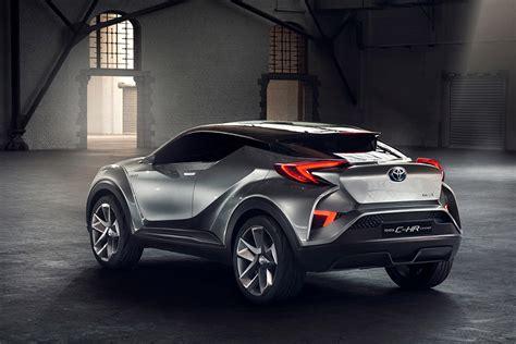 Chr Toyota Concept | concept toyota chr images