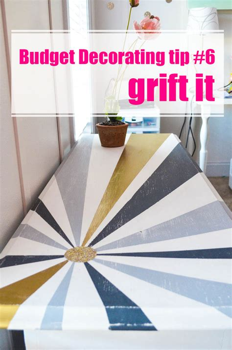 house decorating ideas on a budget moneynuggets how to decorate on a tight budget