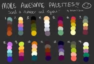 Color palette challenge