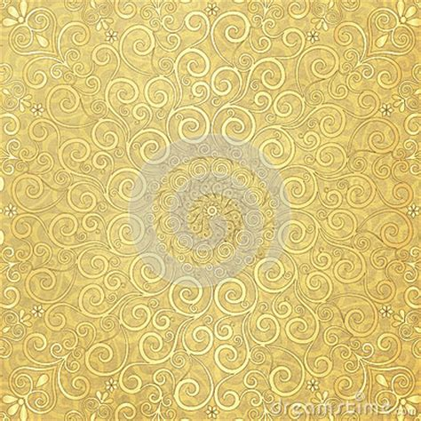 gold pattern paper old paper with gold pattern stock photo image 27807890