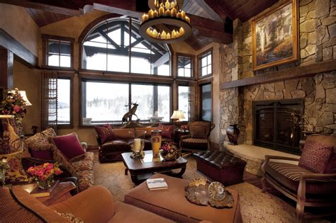 rustic home decorating ideas living room brown carpet even divine rustic leather living room
