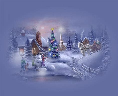 becbfaeebfacgif  christmas scenes animated christmas winter scenes