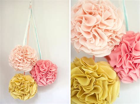 Handmade Wedding Decor - diy wedding decorations for