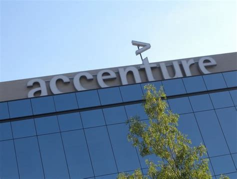 Mba Marketing In Accenture by Rank 5 Accenture Top 10 Information Technology It