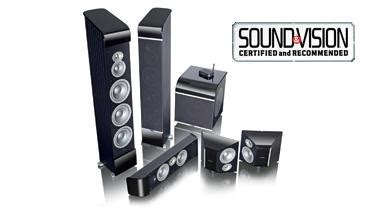 infinity classia home theater speaker system sound vision