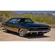 Dodge Charger Rt 1970 With Blower  Image 216