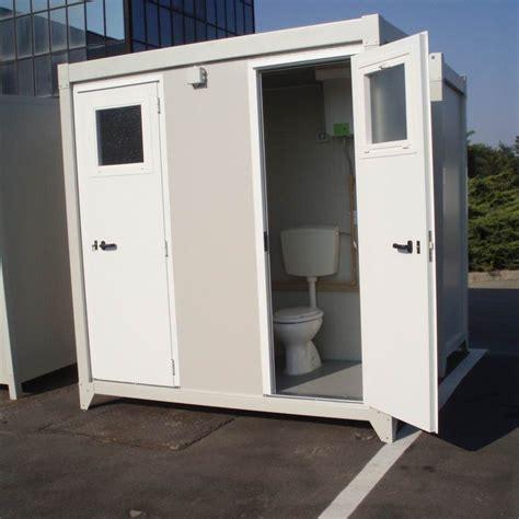 box doccia prefabbricati servizi igienici prefabbricati completi di wc doccia