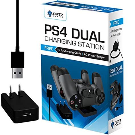 How To Use Visa Gift Card On Ps4 - ortz 174 ps4 charging station free 10ft usb cable w ac adapter included best