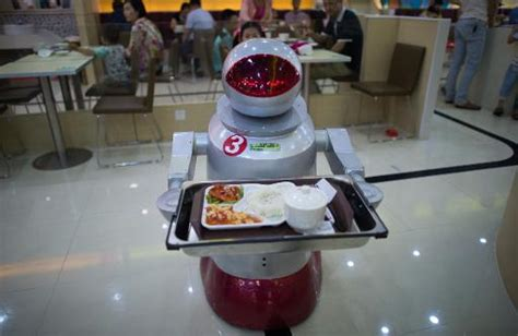 robo de cuisine robo cook android restaurant boots up in china