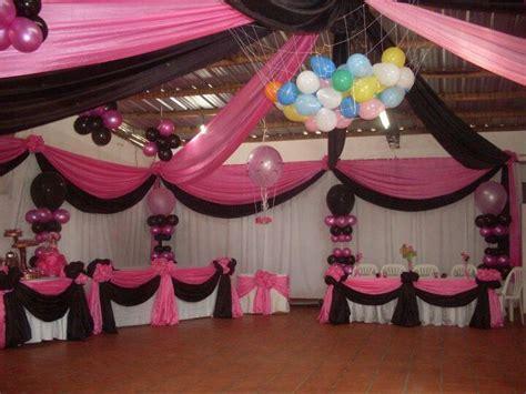 decorar con globos y telas decoraci 243 n con telas y globos imagui