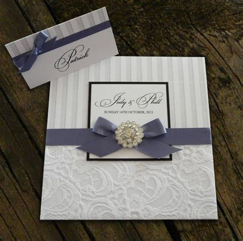 Handmade Invitations Wedding - 25 best ideas about handmade wedding invitations on